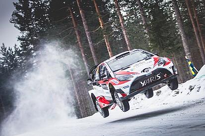【WRC】スウェーデン3日目:ラトバラが首位に浮上。トヨタ初優勝へ