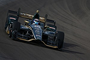 IndyCar Reporte de pruebas Hildebrand rompe el récord de Phoenix, aunque no oficialmente