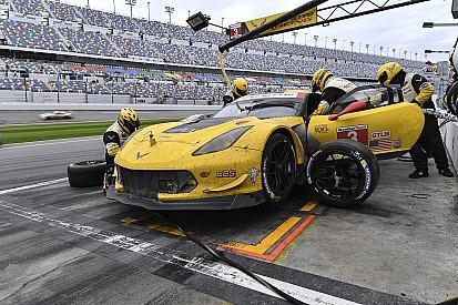 Jan Magnussen: Daytona es cada vez más complicada