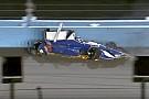 IndyCar IndyCar: Sato becsapódása a betonfallal