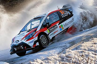 Svezia, PS17: Latvala allunga ancora. Toyota a un passo dalla vittoria!