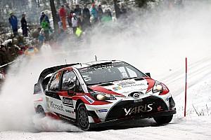 WRC Yarış ayak raporu İsveç WRC: Latvala, Toyota ile ilk galibiyetine çok yakın!