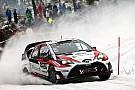 WRC İsveç WRC: Latvala, Toyota ile ilk galibiyetine çok yakın!