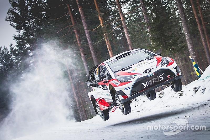 WRC in Schweden: Latvala und Toyota auf dem Weg zum Sieg