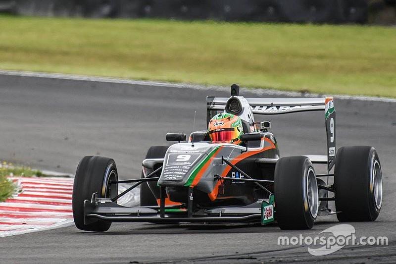 Jehan Daruvala remporte le GP de Nouvelle-Zélande