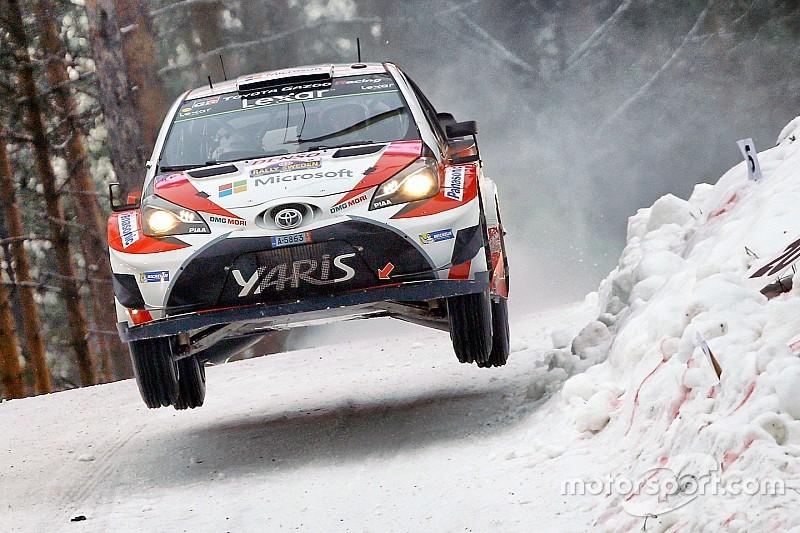 Toyota et un Latvala retrouvé remportent le Rallye de Suède
