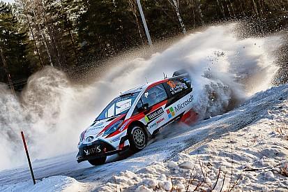 Латвала завоевал в Швеции первую победу за Toyota