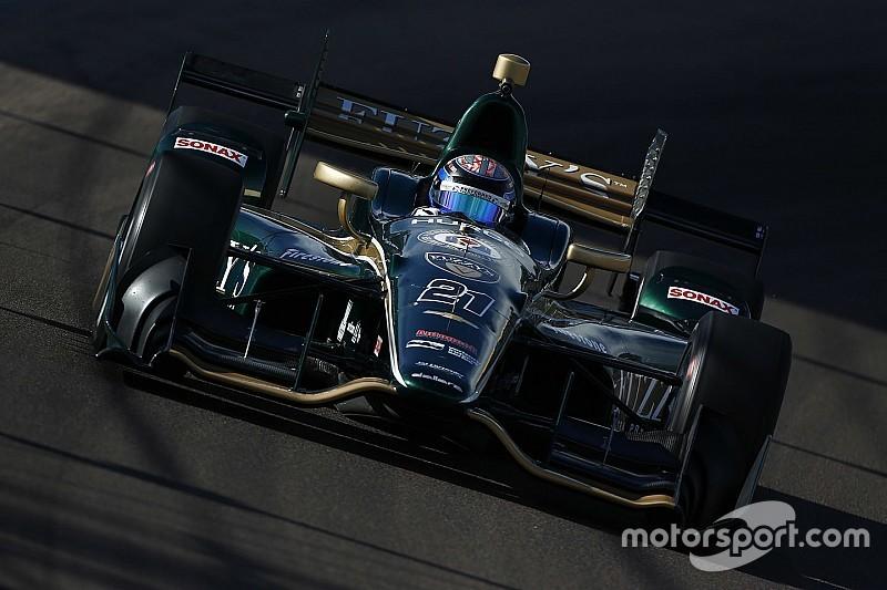 IndyCar-Test in Phoenix: Hildebrand bei turbulentem Aufgalopp 2017 top
