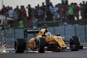 Formule 1 Actualités Magnussen s'attend à un DRS plus efficace en 2017