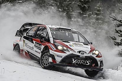 Galería: La victoria de Toyota en el WRC en Suecia
