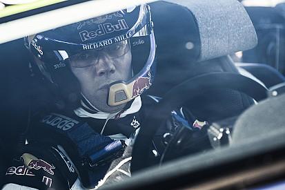 WRC: Ogier ostoba hibáról beszél, de semmi sincs veszve