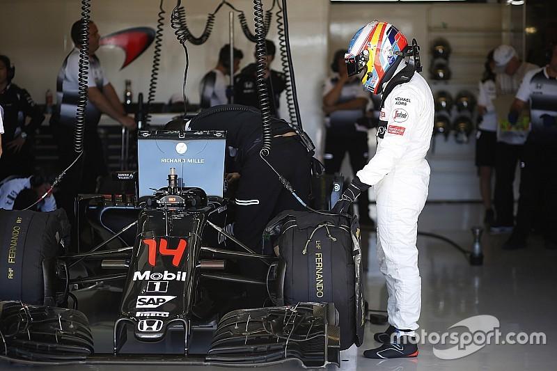 """Préparation """"intense"""" et """"attitude positive"""" pour Alonso"""