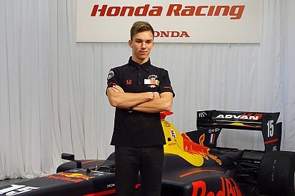 Mugen bestätigt Pierre Gasly für die Super-Formula-Saison 2017