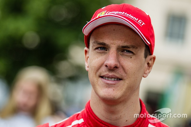 James Calado rejoint Ferrari Kaspersky en Blancpain Endurance