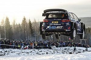 WRC Toplijst Foto's: De spectaculairste sprongen uit de Rally van Zweden