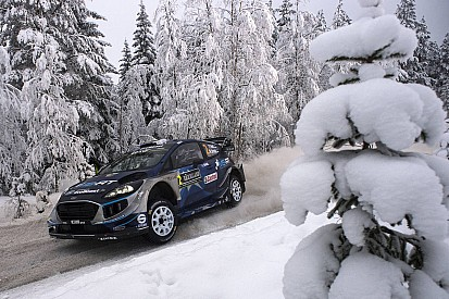 Fotogallery: ecco gli scatti più belli del Rally di Svezia