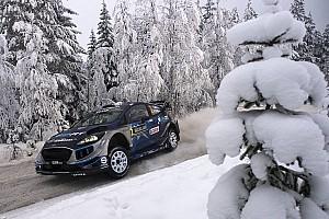 WRC I più cliccati Fotogallery: ecco gli scatti più belli del Rally di Svezia