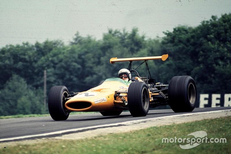 Bruce McLaren pourrait intégrer le Hall of Fame d'Indy