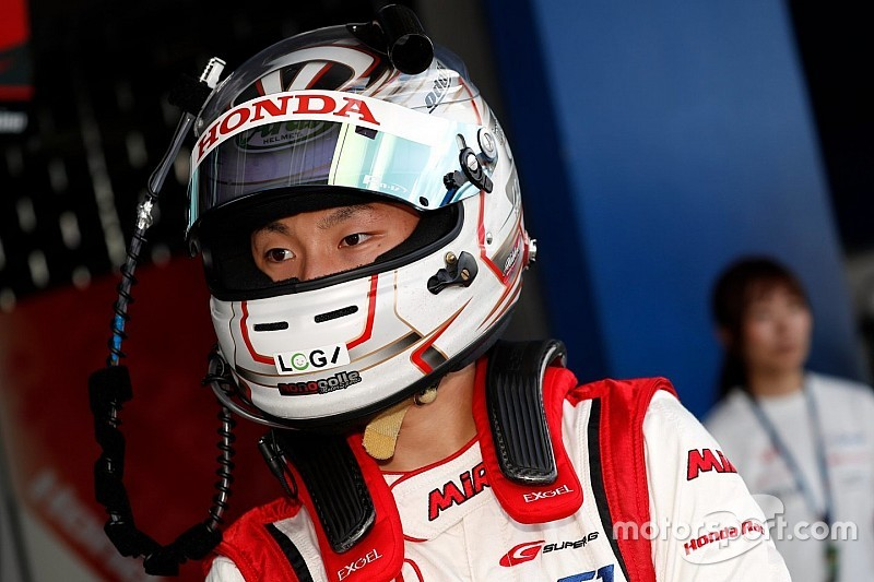 Tadasuke Makino approda nella F3 Europea con la Hitech GP