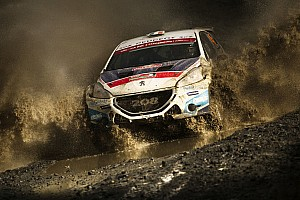 Peugeot to make ERC return for 2017