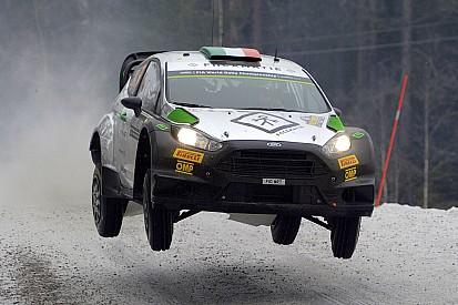 Svezia amara per Bertelli, ma in Messico correrà con la Fiesta WRC 2017