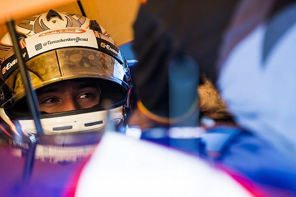 Formula V8 3.5 Actualités Tereschenko devient le troisième Russe en F3.5 pour 2017