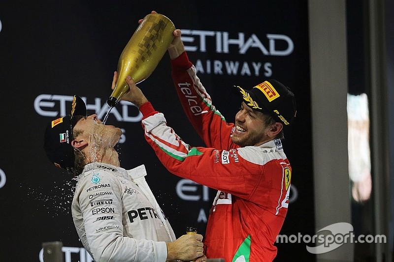 Rosberg - Mercedes devrait penser à Vettel et à Alonso pour 2018