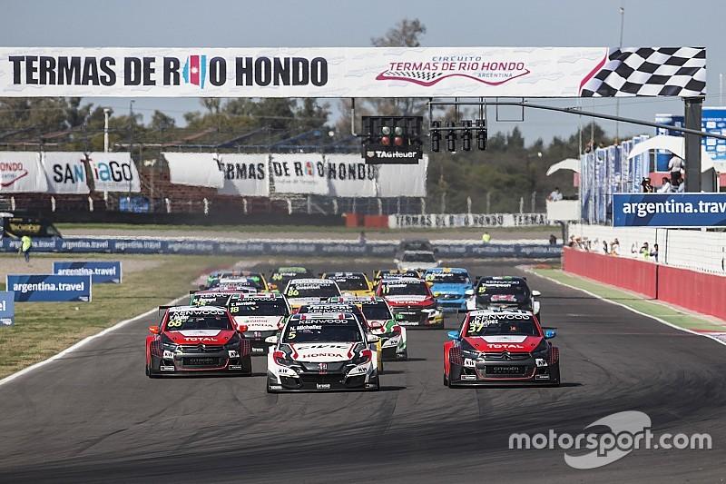 La visita del WTCC a Termas de Río Hondo cambiará de fecha