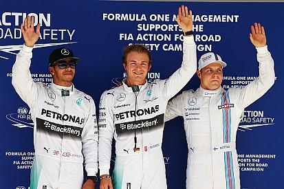 Rosberg ne donnera aucun secret sur Hamilton à Bottas