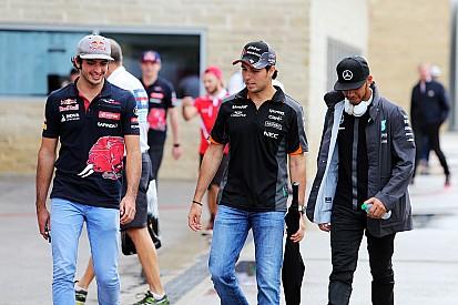 """Sainz: """"El Messi de la F1 es Hamilton. ¿Cristiano? Quizás Fernando"""""""