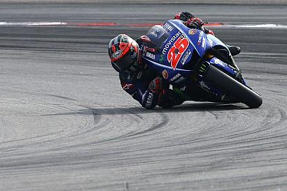 Viñales denkt dat hij nog sneller kan met de Yamaha
