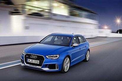 Audi RS3 Sportback, faccia a faccia con le rivali