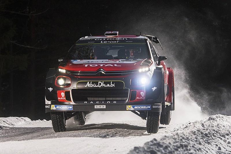 Un début de saison difficile pour Meeke et Citroën