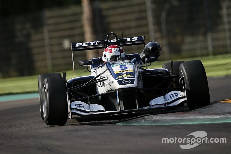 Van Amersfoort conferma Pedro Piquet per la stagione 2017 di F3 Europea