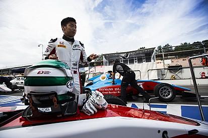 【GP3】福住「F1はそこまで遠くないと感じた。あとは僕の実力次第」