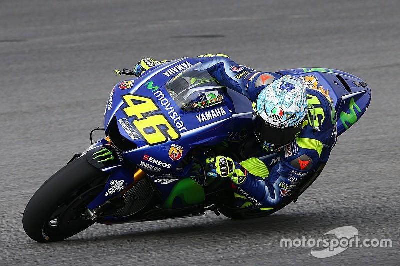 Valentino Rossi: Marc Marquez ist der MotoGP-Favorit 2017