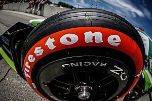 IndyCar 速報ニュース 【インディカー】新時代到来に備えてタイヤを開発するファイアストン