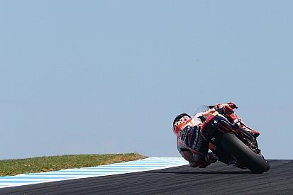Rossi: Marquez pembalap yang harus dikalahkan