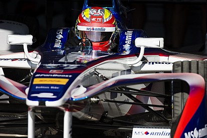Frijns kijkt uit naar sterk Formule E-weekend in Buenos Aires