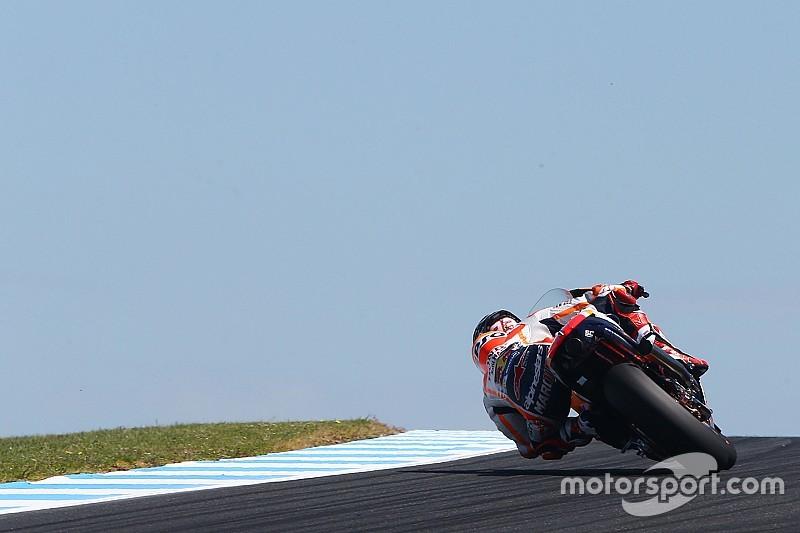 """【MotoGP】ロッシ「レースペースが良いマルケスは、今年も""""本命""""」"""