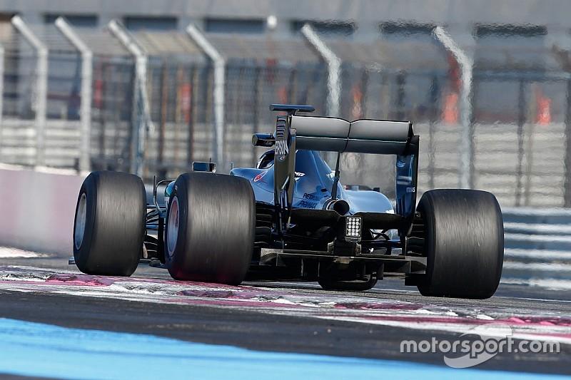 Les pneus de secours Pirelli auront la même dégradation qu'en 2016