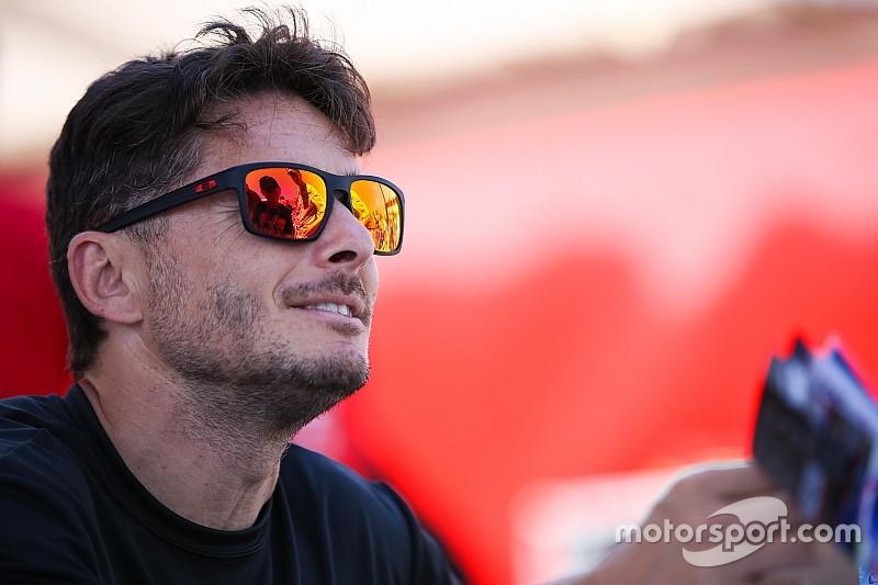 Giancarlo Fisichella fährt wieder in Le Mans
