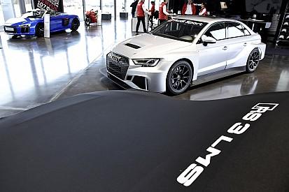 La AC Motorsport punta in alto con la sua nuova Audi RS 3 LMS TCR