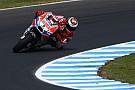 Лоренсо: Я досі намагаюсь адаптуватися до Ducati