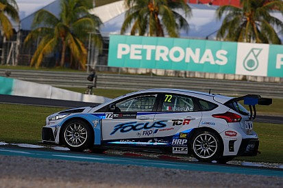 Asia: la FRD Motorsports al via con due Ford Focus TCR