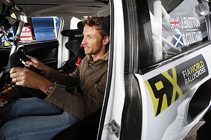 "Murray Walker: Button Rallycross'da ""harika olur"""