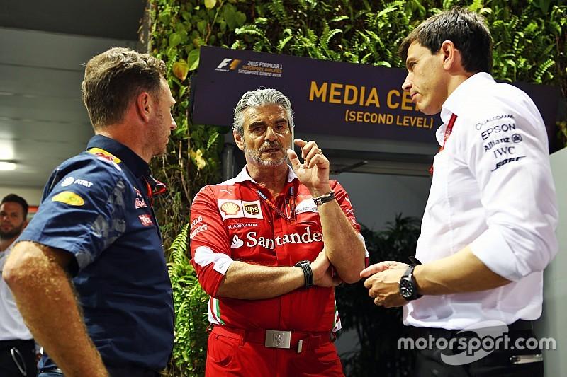 Times grandes querem nova associação de equipes na F1