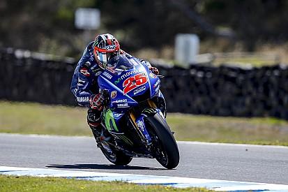 Soal race pace, Vinales ingin samai Marquez