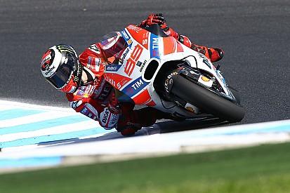 """Lorenzo: """"Perdo molto in curva, non riesco a entrare veloce"""""""