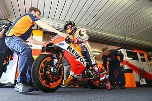 MotoGP Новость Маркес заверил, что не пытается скрыть темп от соперников